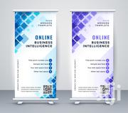 Roll Up Banners | Manufacturing Services for sale in Nairobi, Nairobi Central