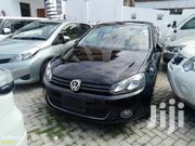 Volkswagen Golf 2012 1.2 TSI 5 Door Black | Cars for sale in Mombasa, Shimanzi/Ganjoni