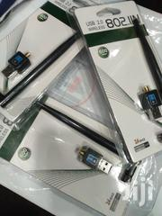 2.0 Usb Wireless Adapter With Antenae   Computer Accessories  for sale in Nairobi, Nairobi Central