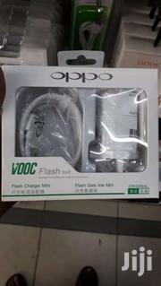 Oppo Mains Charger Adapter Plus Data Cable   Accessories for Mobile Phones & Tablets for sale in Nairobi, Nairobi Central