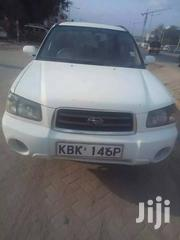 Subaru Forester 2003 Automatic White | Cars for sale in Machakos, Athi River