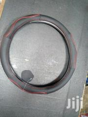 Genuine Leather Steering Wheel Covers | Vehicle Parts & Accessories for sale in Nairobi, Ngara
