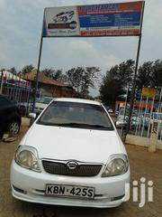 Toyota Corolla 2003 Sedan Automatic White | Cars for sale in Kiambu, Township C