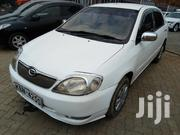 Toyota Corolla 2003 Sedan Automatic White | Cars for sale in Mandera, Township