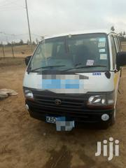 Toyota HiAce 2001 White | Buses & Microbuses for sale in Nyeri, Iria-Ini