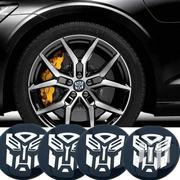 4pcs Car Wheel Center Hub Caps Emblem Badge Rim Caps | Vehicle Parts & Accessories for sale in Nairobi, Landimawe