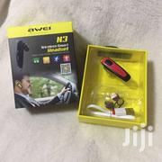 AWEI N3 Bluetooth Headphones Wireless Earphone Cordless Headset | Accessories for Mobile Phones & Tablets for sale in Nairobi, Nairobi Central
