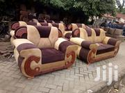 Stylish Contemporary Quality Ready Made 5 Seater Sofa | Furniture for sale in Nairobi, Ngara