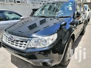 Subaru Forester 2012 2.5X Automatic Black | Cars for sale in Mombasa, Majengo