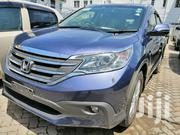 Honda CR-V 2012 EX 4dr SUV (2.4L 4cyl 5A) Blue | Cars for sale in Mombasa, Majengo