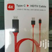 Type C To HDMI HDTV AV TV Cable Adapter For Samsung S8 S8+ Macbook | Accessories & Supplies for Electronics for sale in Nairobi, Nairobi Central