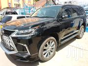 New Lexus LX 2017 Black | Cars for sale in Mombasa, Shimanzi/Ganjoni