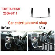 Car Stereo Radio Fascia Panel KIT Frame For Toyota Rush 2011 | Vehicle Parts & Accessories for sale in Nairobi, Nairobi Central