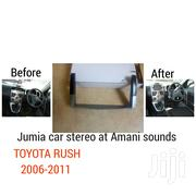2011 Toyota Rush Car Radio Console Installation KIT | Vehicle Parts & Accessories for sale in Nairobi, Nairobi Central