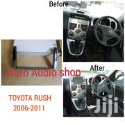 7. Car Radio Console For Year 2006+ Toyota Rush | Vehicle Parts & Accessories for sale in Nairobi, Nairobi Central