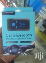 Get The Car Bluetooth X6 Music Receiver Adapter 3.5mm Jack Wireless | Accessories for Mobile Phones & Tablets for sale in Nairobi, Nairobi Central