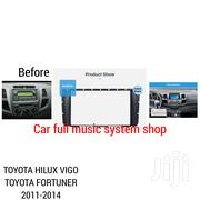 Double Din 2011+ Toyota Hilux/Vigo/Fortuner Car Radio Fascia | Vehicle Parts & Accessories for sale in Nairobi, Nairobi Central