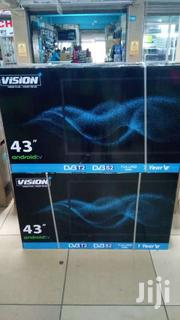 Vision 43 Inch Smart TV | TV & DVD Equipment for sale in Nairobi, Nairobi Central