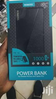 ROMOSS PIE 10 Power Bank 10000mah Dual USB 2.1A Output | Accessories for Mobile Phones & Tablets for sale in Nairobi, Nairobi Central