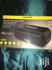 AWEI Y600 Portable Hi-fi Wireless 3D Stereo Bluetooth Speaker NFC Mic | Audio & Music Equipment for sale in Nairobi, Nairobi Central