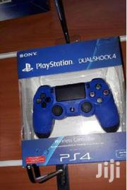 Original Blue Ps4 Pad Controller   Video Game Consoles for sale in Nairobi, Nairobi Central