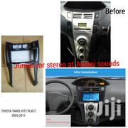 Stereo Console Frame For Toyota Hilux/Vigo/Fortuner | Vehicle Parts & Accessories for sale in Nairobi, Nairobi Central