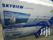 Skyview Smart Android Tv 40 Inches | TV & DVD Equipment for sale in Nairobi, Viwandani (Makadara)
