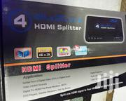 Powered 4 Way Hdmi Splitter   Computer Accessories  for sale in Nairobi, Nairobi Central