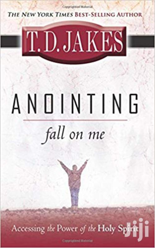 Anointing Fall On Me -T.D Jakes