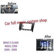 Two Din Fascia Frame Mercedes Benz C Class GLK Class | Vehicle Parts & Accessories for sale in Nairobi, Nairobi Central