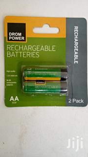 Drom Power Rechargeable Batteries | Photo & Video Cameras for sale in Nairobi, Nairobi Central