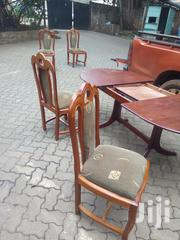 Dinning Table Expandable Up To 8 Chairs But It Has For Chairs | Furniture for sale in Nairobi, Kangemi