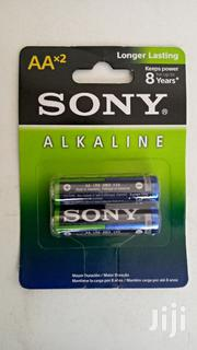 Sony Alkaline Battery | Cameras, Video Cameras & Accessories for sale in Nairobi, Nairobi Central