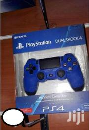Original Blue Ps4 Pad Controller | Video Game Consoles for sale in Nairobi, Nairobi Central