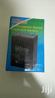 DAT Battery 6v 4ah Battery | Computer Accessories  for sale in Nairobi, Nairobi Central