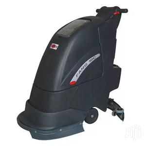 Electric Floor Scrubber And Dryer