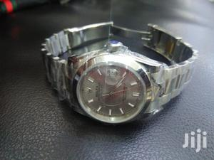 Automatic Rolex Silver Watch