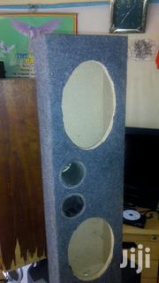 Speaker Cabinet For Pioneer,Kenwood,Xplod Or Other Speakers 6/9 Oval | Audio & Music Equipment for sale in Nairobi, Zimmerman