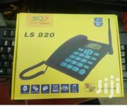 Sq Ls 820 Dual Sim GSM Desktop Phone | Home Appliances for sale in Nairobi, Nairobi Central