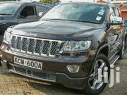 Jeep Grand Cherokee 2012 Overland 3.0 CRD Brown | Cars for sale in Nairobi, Karura