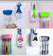 Toothpaste Dispenser + Brush Holer | Home Accessories for sale in Kericho, Litein