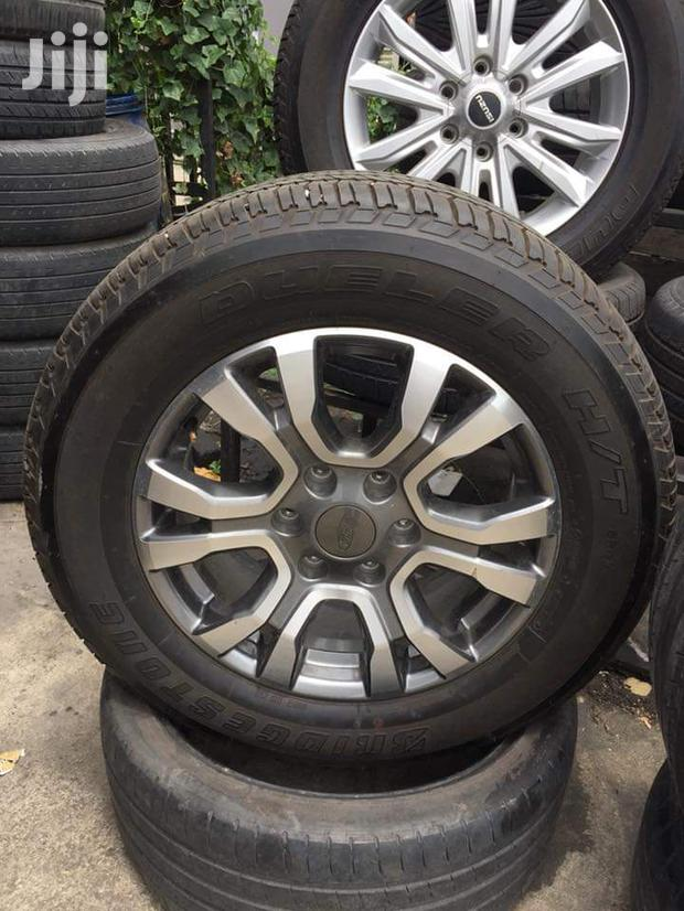 Original Fort Sports Rims Sizes 18