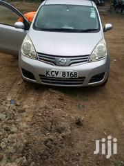 Nissan Note 2012 1.4 Silver | Cars for sale in Kiambu, Cianda