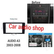 Double Din Fascia For 2003 To 2008 Audi A3   Vehicle Parts & Accessories for sale in Nairobi, Nairobi Central