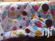 4*6 Cotton Duvets With A Matching Bed Sheet And 2 Pillowcases   Home Accessories for sale in Nairobi, Riruta