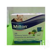 Milton Sterilising Tablets 28's | Baby & Child Care for sale in Nairobi, Ngara