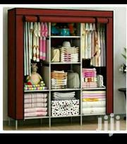 3 Columns Wooden Frame Portable Wardrobes | Furniture for sale in Nairobi, Mwiki
