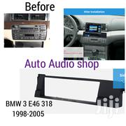 1998 To 2005 BMW 3 Series (E46) One Din Radio Fascia Frame | Vehicle Parts & Accessories for sale in Nairobi, Nairobi Central