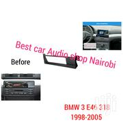 Radio Fascia For 1998 To 2005 BMW 3 Series (E46) Stereo Fascia | Vehicle Parts & Accessories for sale in Nairobi, Nairobi Central