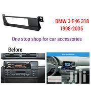 Single Din Car Radio Fascia KIT For1998 To 2005 BMW 3 Series (E46) | Vehicle Parts & Accessories for sale in Nairobi, Nairobi Central